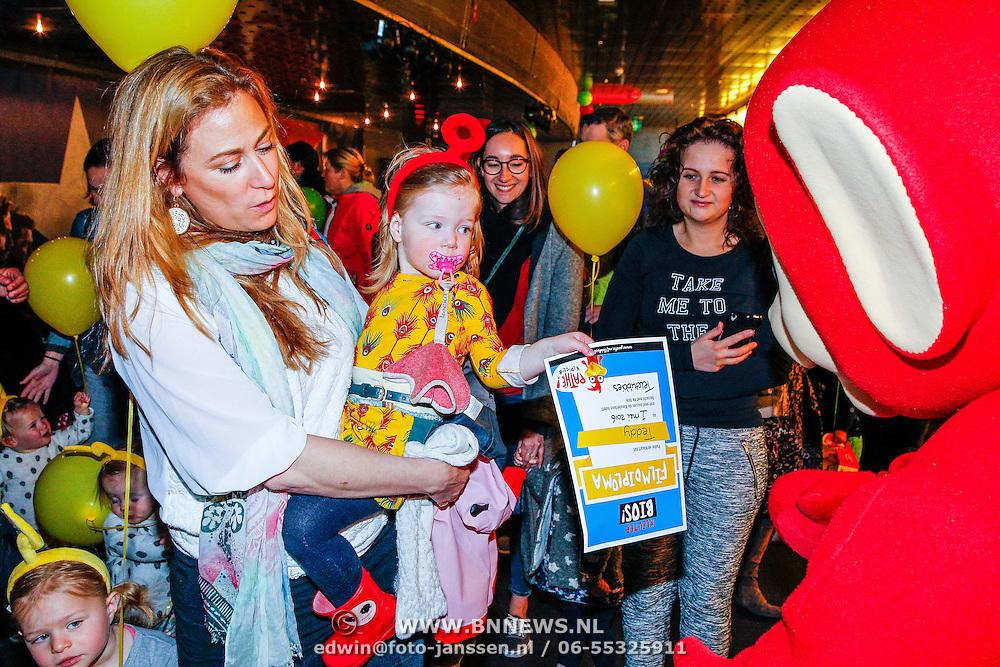 NLD//Amsterdam/20160501 - Premiere De Teletubbies film,
