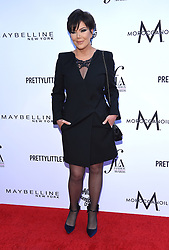 Tessa Brooks at The Daily Front Row Fashion Los Angeles Awards 2018 held at the Beverly Hills Hotel on April 8, 2018 in Beverly Hills, Ca. 08 Apr 2018 Pictured: Kris Jenner. Photo credit: MEGA TheMegaAgency.com +1 888 505 6342