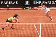 16/05, 11:30, Ladies Doubles, Rome SF