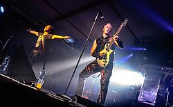 24.06.2017, Baumbar Areal, Kaprun, AUT, Austropop Festival, im Bild Johanns Erben // Johanns Erben during the Austropop Festival in Kaprun, Austria on 2017/06/24. EXPA Pictures © 2017, PhotoCredit: EXPA/ JFK