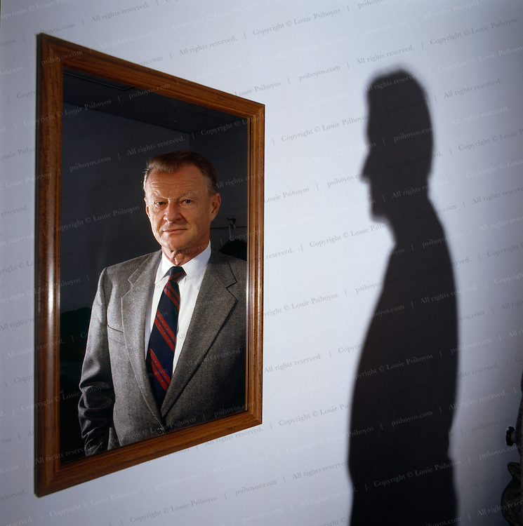 In the 1960's Zbigniew Brzezinski acted as an adviser to Kennedy and Johnson administration and became then Jimmy Carter's National Security Adviser