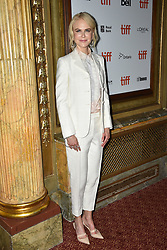 Nicole Kidman attends the Destroyer screening held at the Winter Garden Theatre during the Toronto International Film Festival in Toronto, Canada on September 10th, 2018. Photo by Lionel Hahn/ABACAPRESS.com