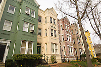 Street scene, Georgetown, Washington D.C., U.S.A.