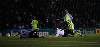Photo: Steve Bond/Sportsbeat Images.<br />Derby County v Chelsea. The FA Barclays Premiership. 24/11/2007. Salomon Kalou (R) scores Chelsea's opener