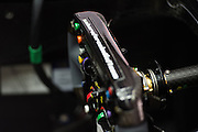 April 10-12, 2015: Chinese Grand Prix - Force India steering wheel