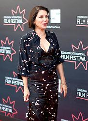 Edinburgh International Film Festival, Saturday, 23rd June 2018<br /> <br /> 'TWO FOR JOY' World Premiere<br /> <br /> Pictured:  Sadie Frost<br /> <br /> (c) Alex Todd   Edinburgh Elite media