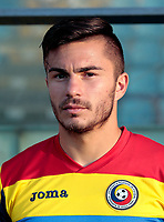 Uefa - World Cup Fifa Russia 2018 Qualifier / <br /> Romania National Team - Preview Set - <br /> Alin Tosca
