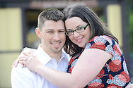 NEW HOPE, PA - MAY 18:  Brianne & Brian engagement session May 18, 2014 in New Hope, Pennsylvania. (Photo by William Thomas Cain/Cain Images' Love Wedding Photos)