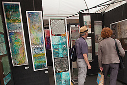 United States, Washington, Bellevue, Bellevue Arts Fair, held annually in July