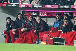 19-11-2011 VOETBAL: FC BAYERN MUNCHEN - BORUSSIA DORTMUND: MUNCHEN<br /> Arjen Robben <br /> ***NETHERLANDS ONLY***<br /> ©2011-FRH- NPH/Straubmeier