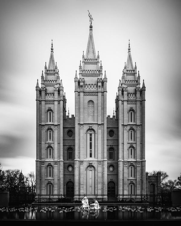 Salt Lake City, Utah, 2019