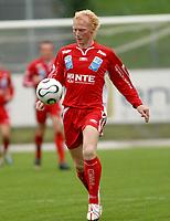 Fotball 2. divisjon 31.07.06 Rosenborg - Levanger 3-1<br /> Håkon Barli, Levanger<br /> Foto: Carl-Erik Eriksson, Digitalsport