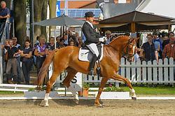 , Warendorf - Bundeschampionate 29.08. - 02.09.2012, Devina 45 - Kornprobst, Ralf