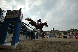 Meyer, Janne-Friederike (GER) Goja<br /> Münster - Turnier der Sieger 2016<br /> © www.sportfotos-lafrentz.de