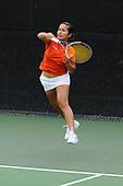 1/25/08 Women's Tennis vs Florida Atlantic