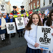2.12.2019 Trocaire Christmas Appeal War is Over