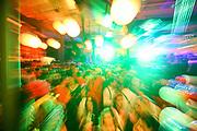 Mannheim. 02.03.19  Manufaktur. Feuerio Fasnachtsfete. Bunte Party an Fasnacht mit Kostümen und Techno-Schlager Klänge<br /> <br /> <br /> <br /> Bild: Markus Prosswitz  02MAR19 / Photo-Proßwitz & masterpress  (Bild ist honorarpflichtig - No Model Release!) <br /> BILD- ID 16  