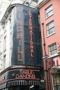 Windmill  International table dancing, London, England