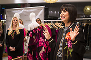 Melanie Barr, Founder of She Built It, and Trina Turk, Atmosphere, Store