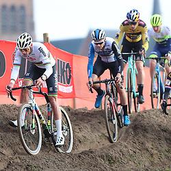26-01-2020: Wielrennen: Wereldbeker Veldrijden: Hoogerheide <br />Mathieu van der Poel