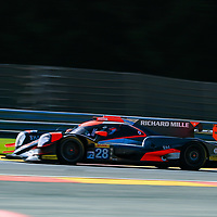 #28, TDS Racing Oreca 07 Gibson, LMP2, driven by: Francois Perrodo, Matthieu Vaxiviere, Loic Duval, FIA WEC 6hrs of Spa 2018, 05/05/2018,