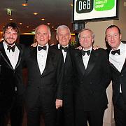 NLD/Hilversum/20120205 - Concert tbv Stichting DON, …………….., Jaap de Hoop Scheffer en Jaap Rost Onnes, Marc Schroder