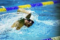 Svømming, Nordsjøstevnet, Stavanger Svømmeall, 12/11-04, <br />Sindre Nilo Sandefjord SK svømmer her inn til 4 plass på 400m freestyle,<br />Foto: Sigbjørn Andreas Hofsmo, Digitalsport