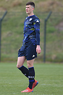 Leeds United defender Oliver Casey during the U18 Professional Development League match between Coventry City and Leeds United at Alan Higgins Centre, Coventry, United Kingdom on 13 April 2019.