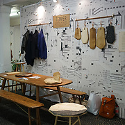 Old Truman Brewery, London, England, UK. 22th September 2017. London Design Fair 2017 is a four-day industry event that brings together 500 exhibitors from 28 countries, including; independent designers, established brands, international country pavilions, features and exhibitions.