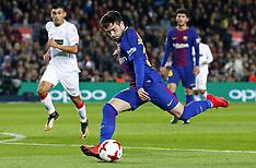 Barcelona v Real Murcia - 29 Nov 2017