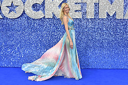 May 20, 2019 - London, United Kingdom - Claudia Schiffer seen during the Rocketman UK Premiere at the Odeon Luxe Leicester Square in London. (Credit Image: © James Warren/SOPA Images via ZUMA Wire)