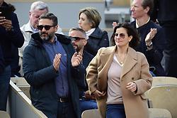 May 28, 2019 - Paris, France, FRANCE - Olivier Nakache et sa femme Jezabel (Credit Image: © Panoramic via ZUMA Press)