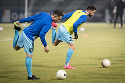 during football match between NS Mura and ND Gorica in 22nd round of Prva liga Telekom Slovenije 2020/21, on 20 February, 2021 in Fazanerija city stadium in Murska Sobota, Slovenia. Photo by Blaž Weindorfer / Sportida