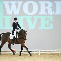 Express Eventing - 2012 - London Horse World Live - Dressage