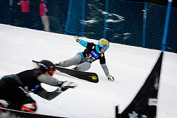 Tim Mastnak (SLO) competes during Final Run of Men's Parallel Giant Slalom at FIS Snowboard World Cup Rogla 2016, on January 23, 2016 in Course Jasa, Rogla, Slovenia. Photo by Ziga Zupan / Sportida