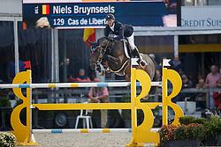 Bruynseels Niels, (BEL), Cas de Liberte Kelshof Z<br /> Belgisch Kampioenschap - Lanaken 2015<br /> © Hippo Foto - Dirk Caremans<br /> 19/09/15