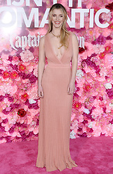 Celebrity arrivals at Isn't It Romantic premiere in Los Angeles - February 11, 2019. 11 Feb 2019 Pictured: Betty Gilpin. Photo credit: TPI/MEGA TheMegaAgency.com +1 888 505 6342