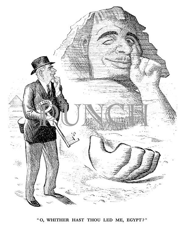 """O, whither hast thou led me, Egypt?"""