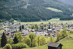 THEMENBILD - Ortsansicht von Mühlbach im Oberpinzgau, aufgenommen am 08. Mai 2020, Bramberg, Österreich // Village view of Mühlbach in Oberpinzgau on 2020/05/08, Bramberg, Austria. EXPA Pictures © 2020, PhotoCredit: EXPA/ Stefanie Oberhauser