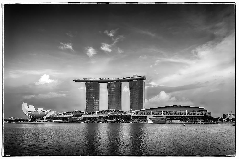 The Marina Bay Sands, Singapore