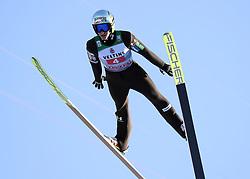 01.01.2020, Olympiaschanze, Garmisch Partenkirchen, GER, FIS Weltcup Skisprung, Vierschanzentournee, Garmisch Partenkirchen, im Bild Peter Prevc (SLO) // during the Four Hills Tournament of FIS Ski Jumping World Cup at the Olympiaschanze in Garmisch Partenkirchen, Germany on 2020/01/01. EXPA Pictures © 2020, PhotoCredit: EXPA/ SM<br /> <br /> *****ATTENTION - OUT of GER*****