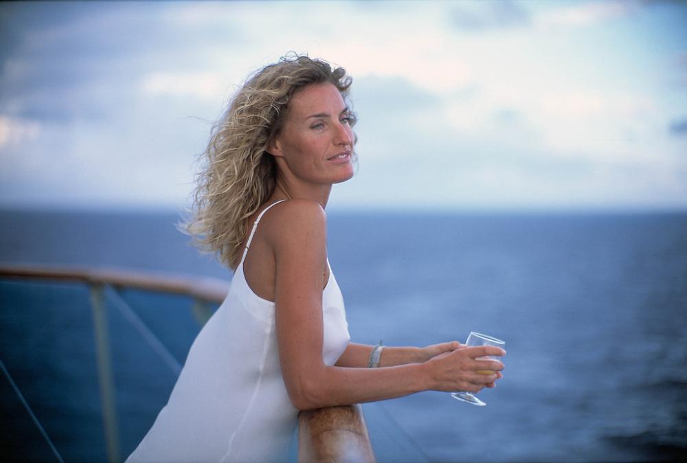 Caraibi - Crociera Costa Atlantica - Colazione sul terrazzo della suite
