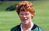 John Cunningham, footballer, Mansfield Town, possible N Ireland cap, 19840088JC.<br /> <br /> Copyright Image from Victor Patterson, Belfast, UK<br /> <br /> t: +44 28 9066 1296 (from Rep of Ireland 048 9066 1296)<br /> m: +44 7802 353836<br /> e: victorpattersonbelfast@gmail.com<br /> <br /> www.images4media.com<br /> <br /> Please see my full Terms and Conditions of Use at https://www.images4media.com/p/terms-conditions - it is IMPORTANT that you familiarise yourself with them.<br /> <br /> Images used online incur an additional cost. This cost should be agreed in writing in advance. Online images must be visibly watermarked i.e. © Victor Patterson or that of the named photographer within the body of the image. The original metadata must not be deleted from images used online.<br /> <br /> This image is only available for the use of the download recipient i.e. television station, newspaper, magazine, book publisher, etc, and must not be passed on to a third party. It is also downloaded on condition that each and every usage is notified within 7 days to victorpattersonbelfast@gmail.com.<br /> <br /> The right of Victor Patterson (or the named photographer) to be identified as the author is asserted in accordance with The Copyright Designs And Patents Act (1988). All moral rights are asserted.