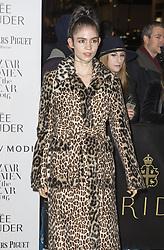 October 31, 2016 - London, England, United Kingdom - Grimes at Harper's Bazaar Women of the Year Awards, London, UK (Credit Image: © James Shaw/Avalon via ZUMA Press)