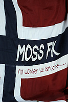 Football - International Friendly - Ireland vs. Norway<br /> A Norwegian flag at the Aviva Stadium, Dublin