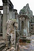 Angkor Thom, Bayon Temple, Angkor, Cambodia