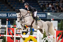Duffy Michael, IRL, Flawless<br /> Stuttgart - German Masters 2018<br /> © Hippo Foto - Stefan Lafrentz