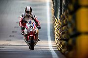 October 16-20, 2016: Macau Grand Prix. 22 Conor CUMMINS, Honda Racing