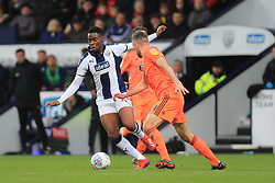 March 9, 2019 - West Bromwich, England, United Kingdom - Jonathan Leko of West Bromwich Albion during the Sky Bet Championship match between West Bromwich Albion and Ipswich Town at The Hawthorns, West Bromwich on Saturday 9th March 2019. (Credit Image: © Leila Coker/NurPhoto via ZUMA Press)