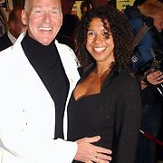 Premiere About a boy, Peter Faber met zwangere vrouw Suzanne van Dijk